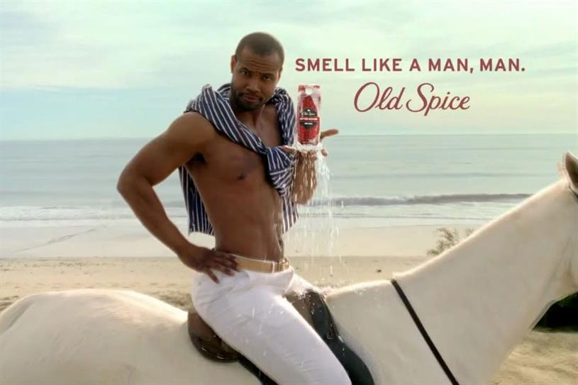 Old Spice: P&G's male grooming brand