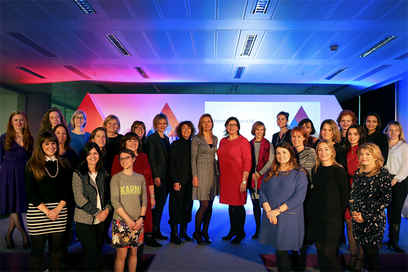 The Omniwomen UK Committee celebrates the Second Annual Omniwomen UK Leadership Summit, co-hosted by Philippa Brown, CEO of Omnicom Media Group UK and Sam Phillips, chief marketing officer, Omnicom Media Group, UK & managing director, OMG Ethnic (UK)