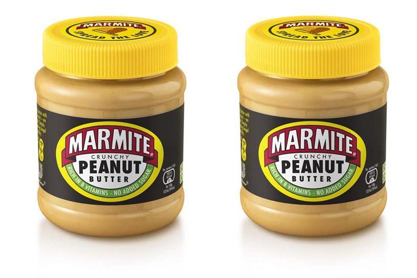 Marmite peanut butter: now a permanent product