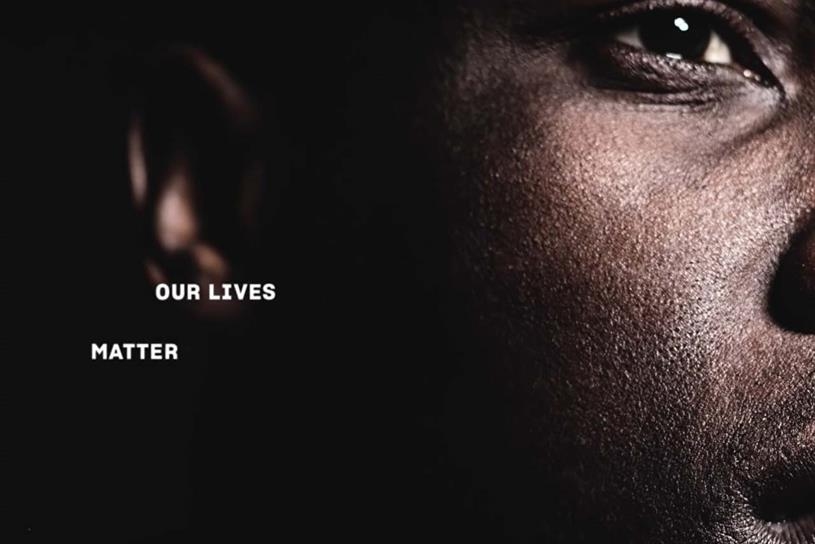 'The choice': third in a series of films on racial justice for P&G's corporate brand