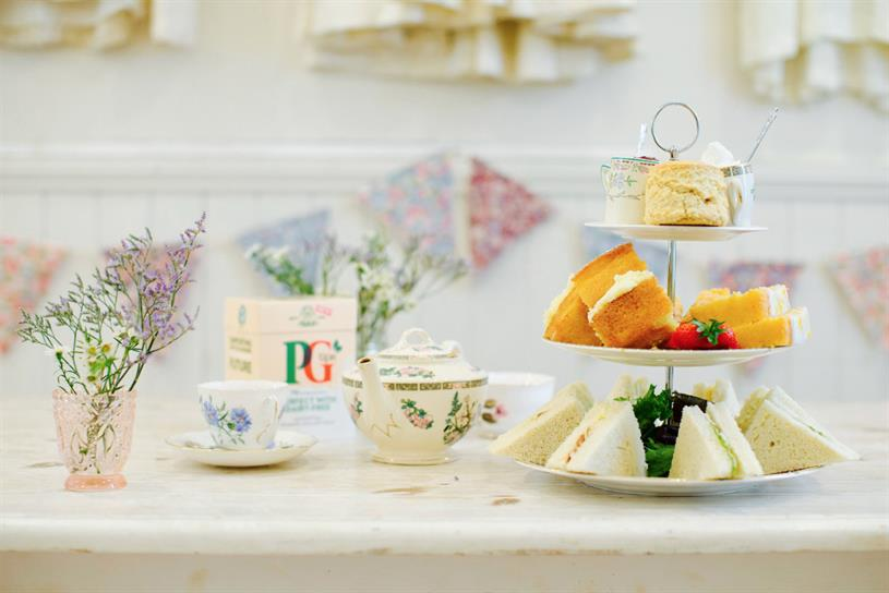 PG Tips: promoting variant for non-dairy diets