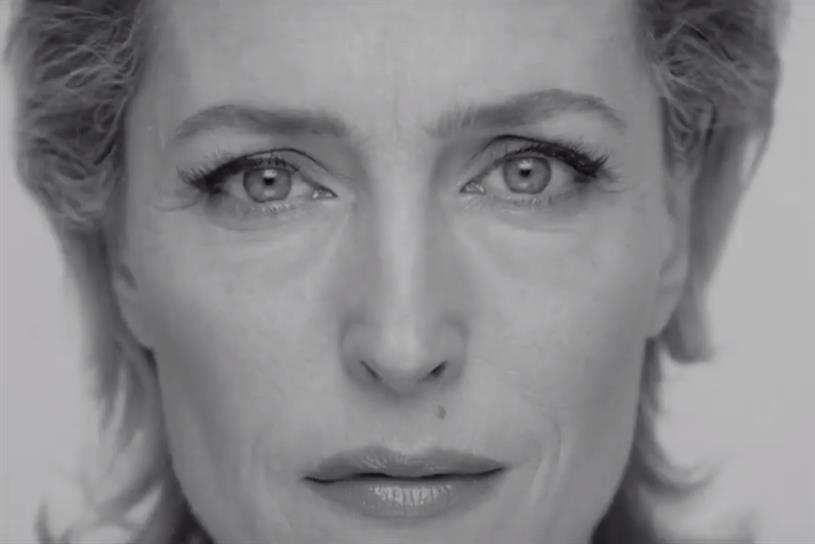 Public Health England: 'Every voice matters' campaign stars celebs including Gillian Anderson