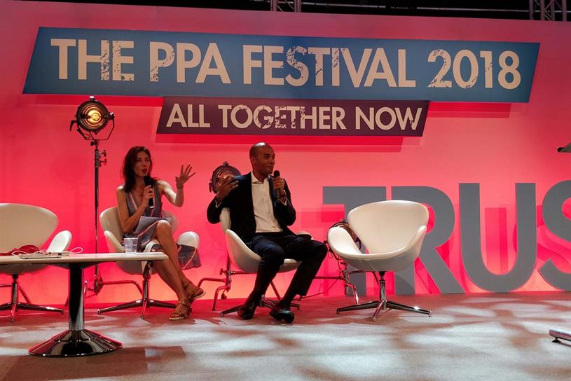 PPA Festival: Beale and Umunna