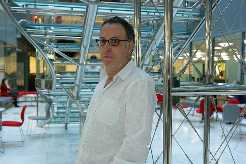 Paul Silburn: leaving Saatchi & Saatchi