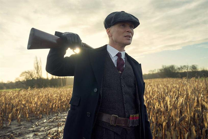 Peaky Blinders: don't… mess with them