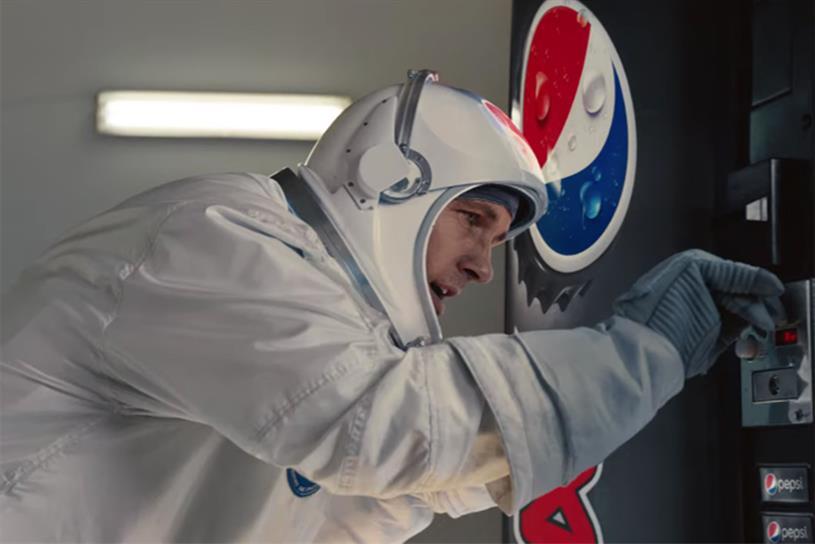 Pepsi: has 'buy your own media' programme