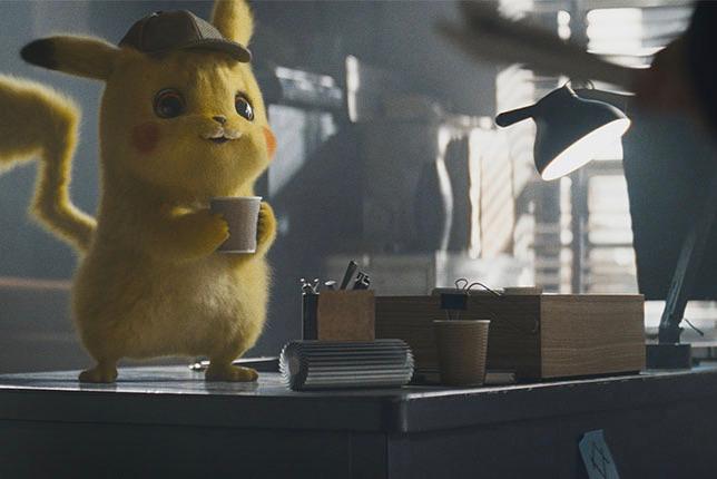 Pokémon: Detective Pikachu: Warner Bros and Legendary movie