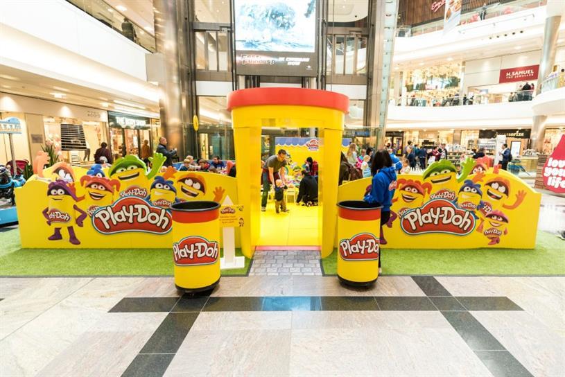 Play-Doh launches Imagination Tour