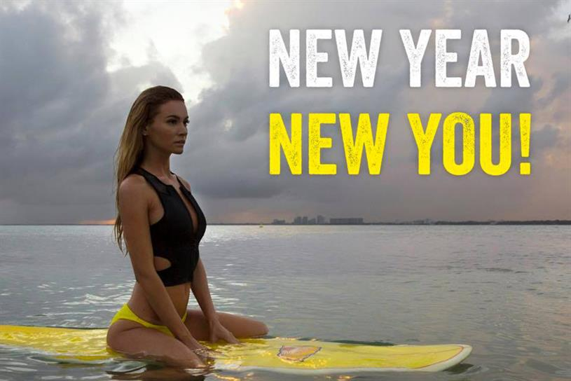 an analysis of protein worlds controversial advertisement The controversial ads for protein world's slimming products, featuring a bikini- clad model were displayed at subway stations in new york,.