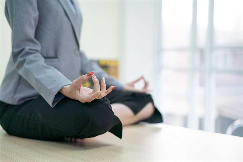 Yoga and meditation sessions will be offered (picture: Getty Images)