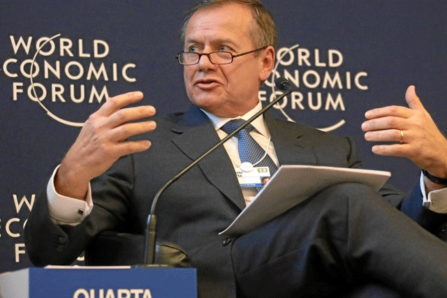 Quarta: WPP chairman criticised over handling of internal report into former CEO Sir Martin Sorrell