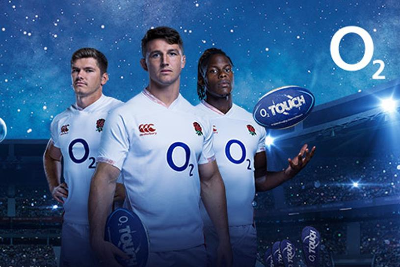 O2: event will be attended by rugby legends