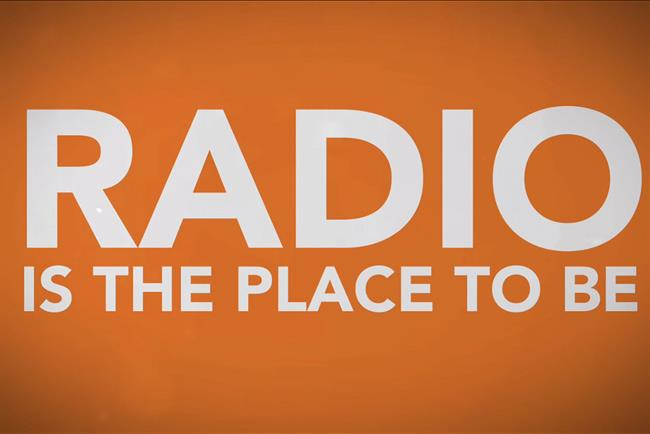 Radiocentre: previous campaign singled out top brand marketers such as Keith Weed