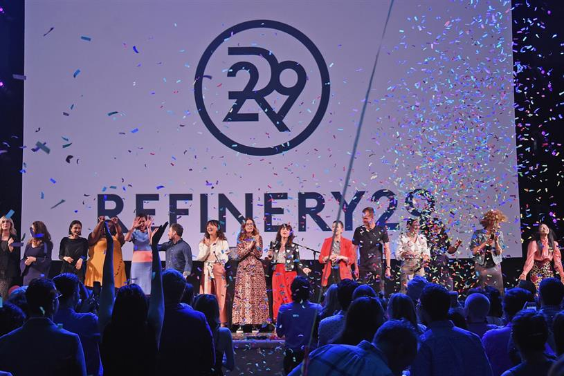 Refinery29: currently in Berlin, London, Los Angeles and Toronto (Getty Images)