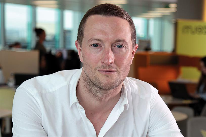 Morris: new CEO at Initiative, whose headcount has plummeted since Tesco loss