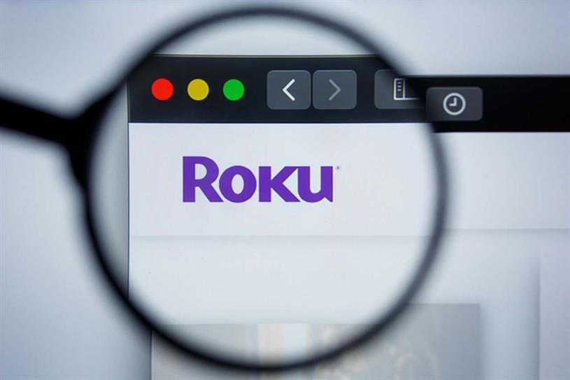 Roku: top TV streaming platform by hours in US