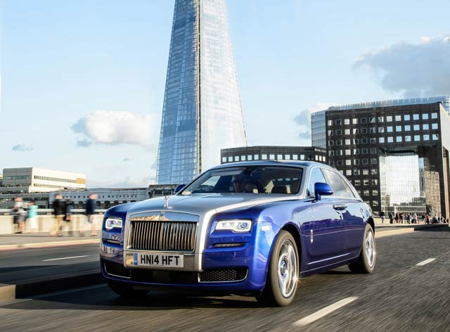 Rolls-Royce has a record year for sales