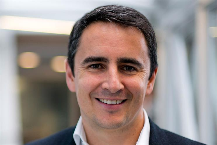 Ronan Harris: Google's UK managing director