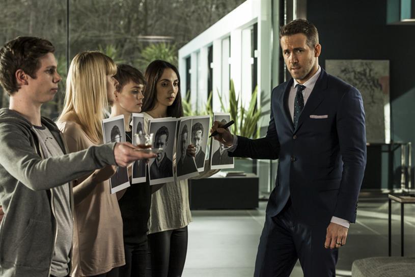 BT: latest 'Behind the Scenes' campaign stars Ryan Reynolds