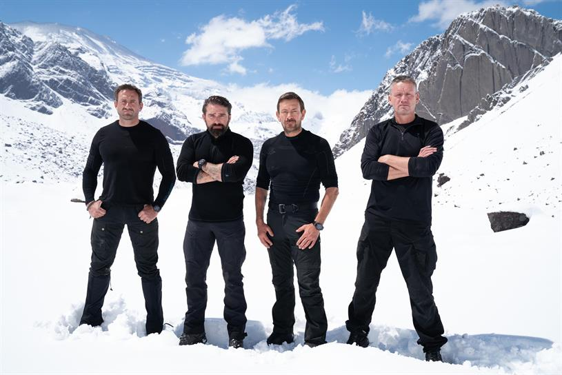 'SAS: Who Dares Wins' aired on Channel 4 during the period
