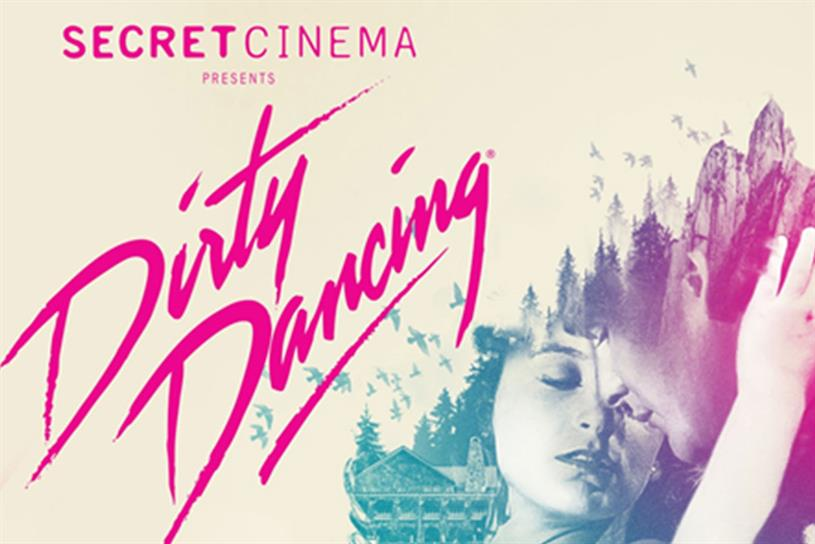 Secret Cinema: outdoor experience will be 'celebration of summer'