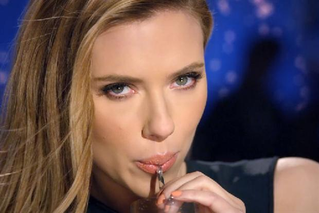 Scarlett Johansson: SodaStream CEO apologises for ad in which the star said 'Sorry Coke and Pepsi'