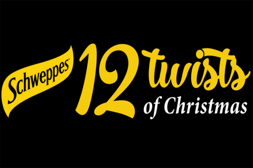 Schweppes: Christmas pop-up bar