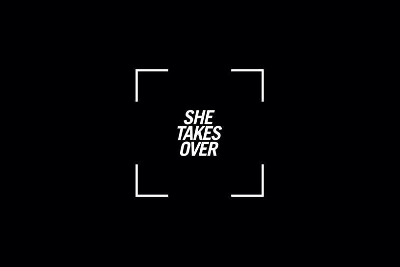 She Takes Over: promoting female creative talent
