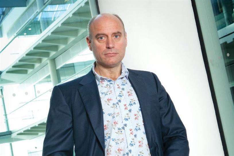 Simon Daglish is taking over from Ian Pearman as Nabs chairman