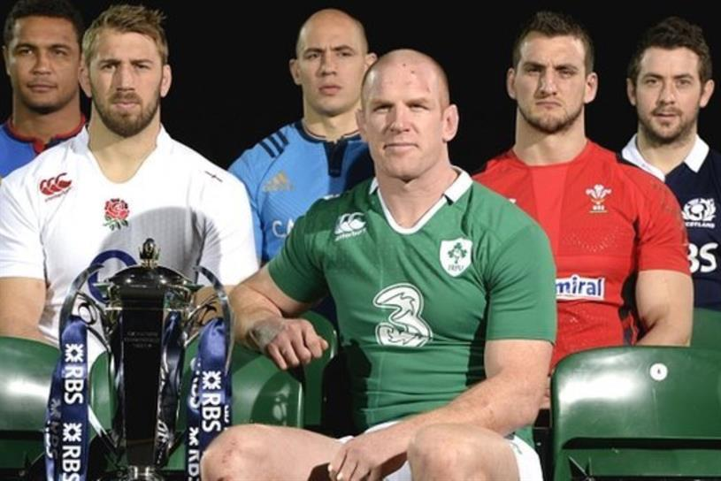 Six Nations: England, Wales, Scotland, Ireland, Italy and France compete