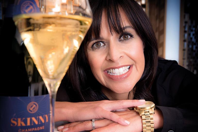 Thomson: found a gap in the market for premium sugar-free sparkling wine