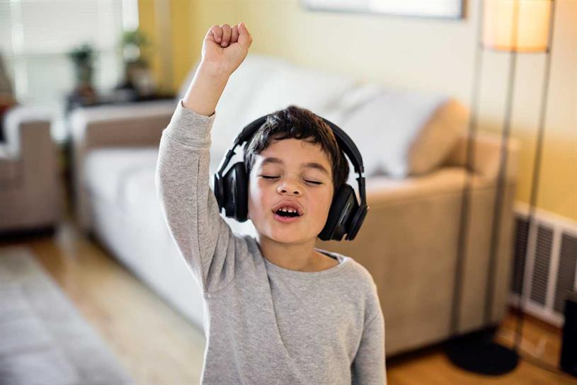Spotify: has seen listening increase across devices (Getty Images)
