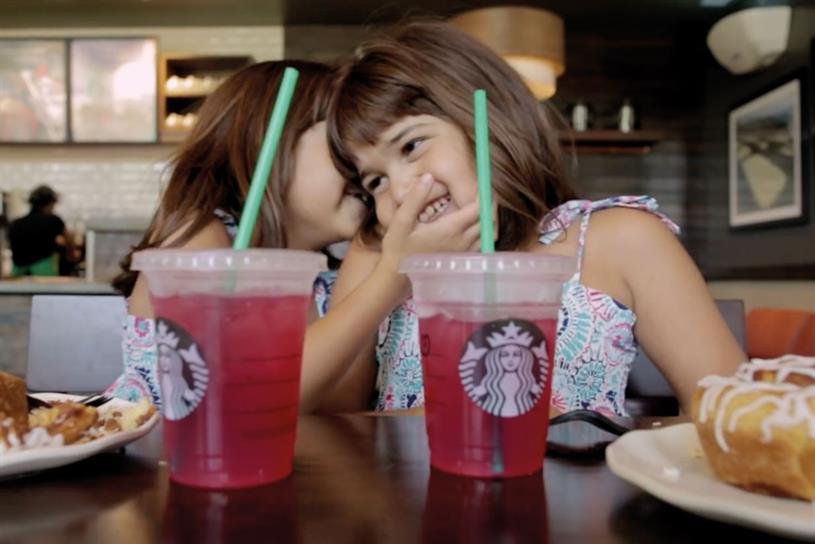 Starbucks: seeks specialist agency to work across EMEA for the first time