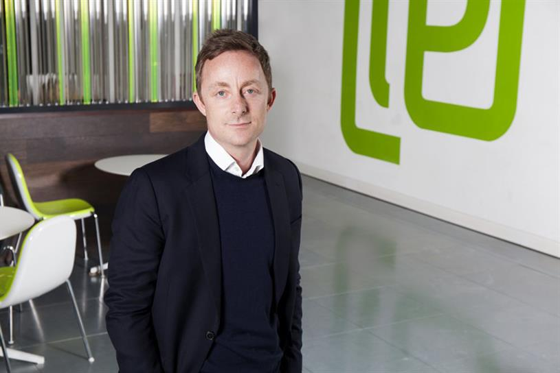 Bardega: was previously UK CEO for two years
