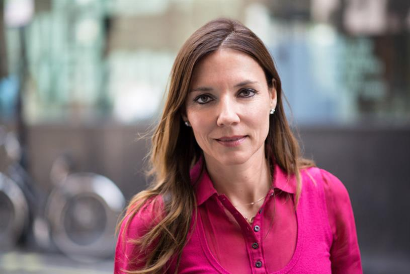 Stephanie Himoff: the UK managing director at Outbrain