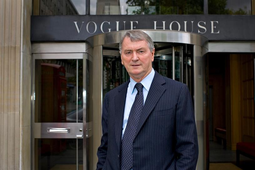 Stephen Quinn: retiring after 25 years at Vogue