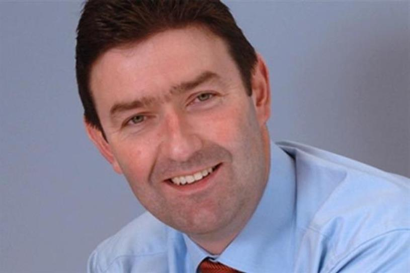 Steve Easterbrook: the Brit has become McDonald's new global chief executive officer