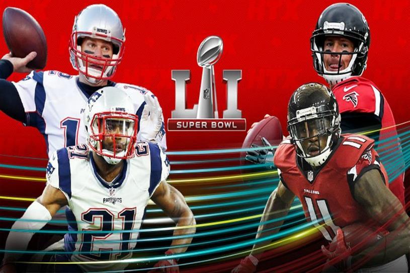 Super Bowl fan experience: interactive elements