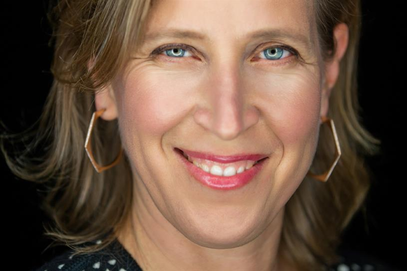 Susan Wojcicki: YouTube chief executive