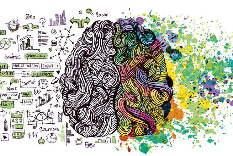 Creativity crisis: advertisers are ignoring right-brain thinking, book says