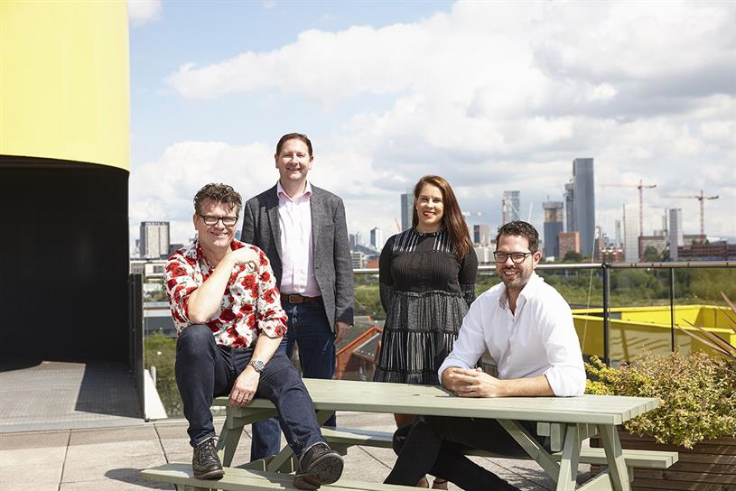 The & Partnership Manchester: Bunday, Varley, Gutierrez and Sadler
