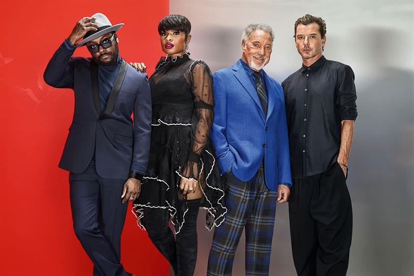 The Voice UK: new show on ITV in January