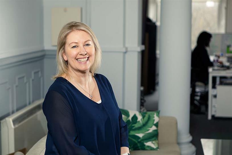 Lorraine Fretwell, managing director, TalentHub