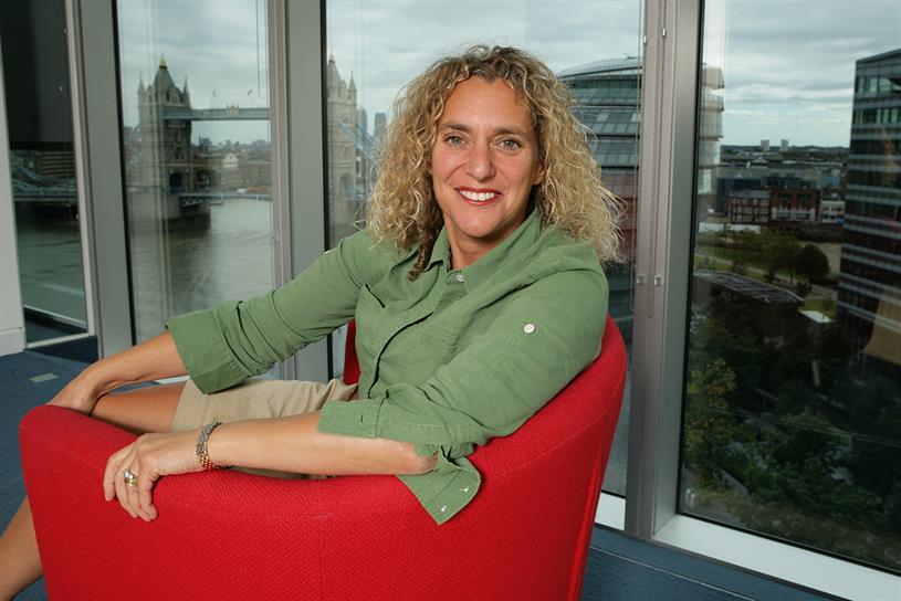 Tamara Ingram: JWT's new global chief executive