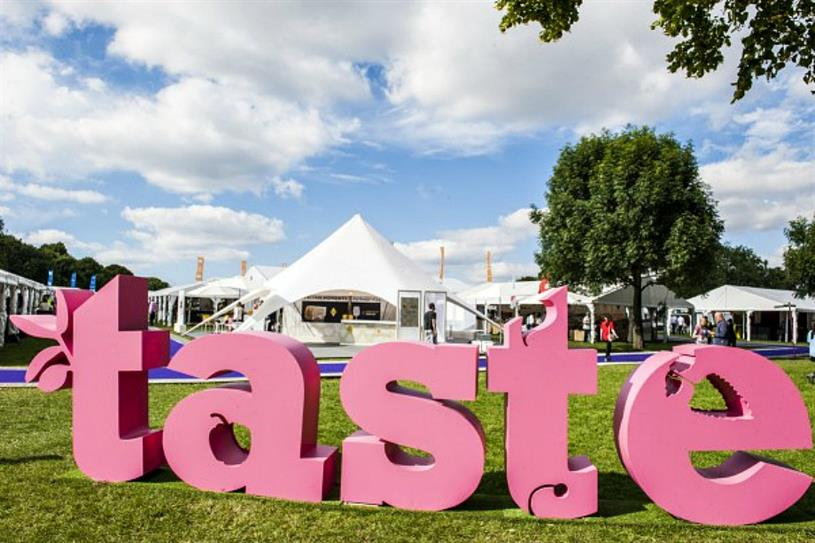 DS Automobiles, Illy and Mövenpick to activate at Taste of London