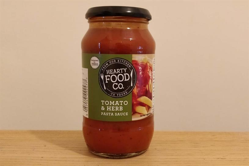 Hearty Food Co: replacing Everyday Value as Tesco's budget range