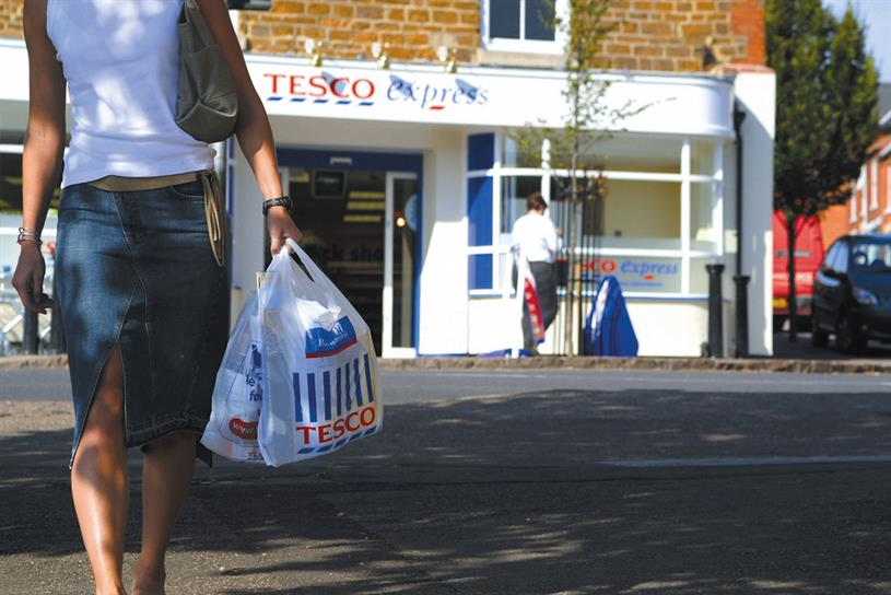 Tesco: reportedly planning to launch a discount chain
