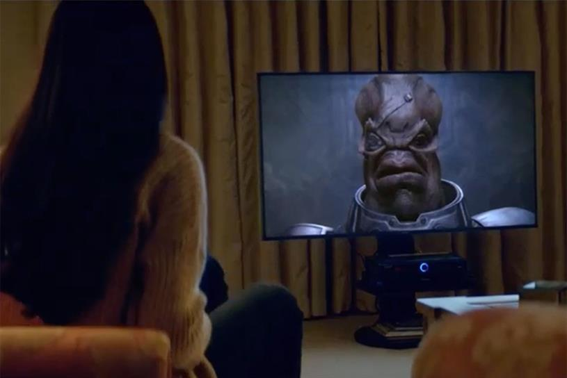 Thinkbox: 2016 spot used alien invasion to highlight power of TV