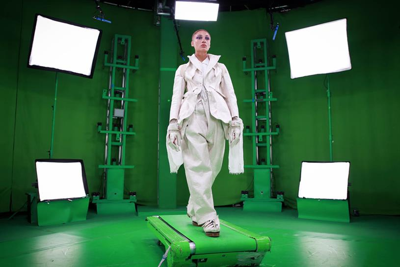 Aboah: virtual version of model will be finale of show