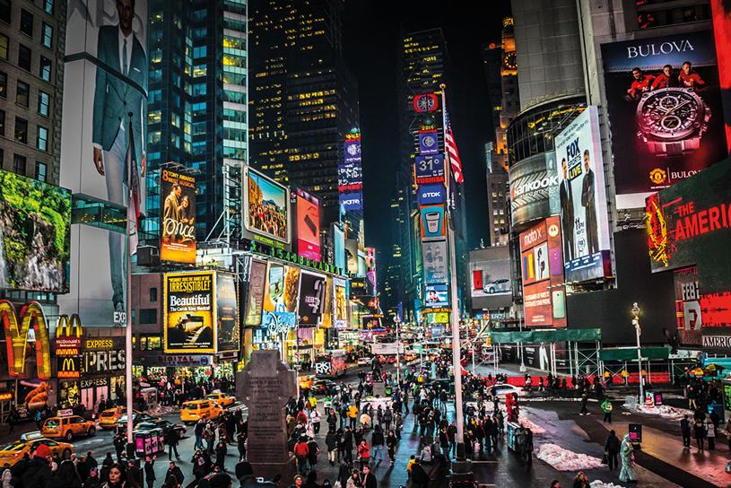 History of advertising: No 149: Times Square